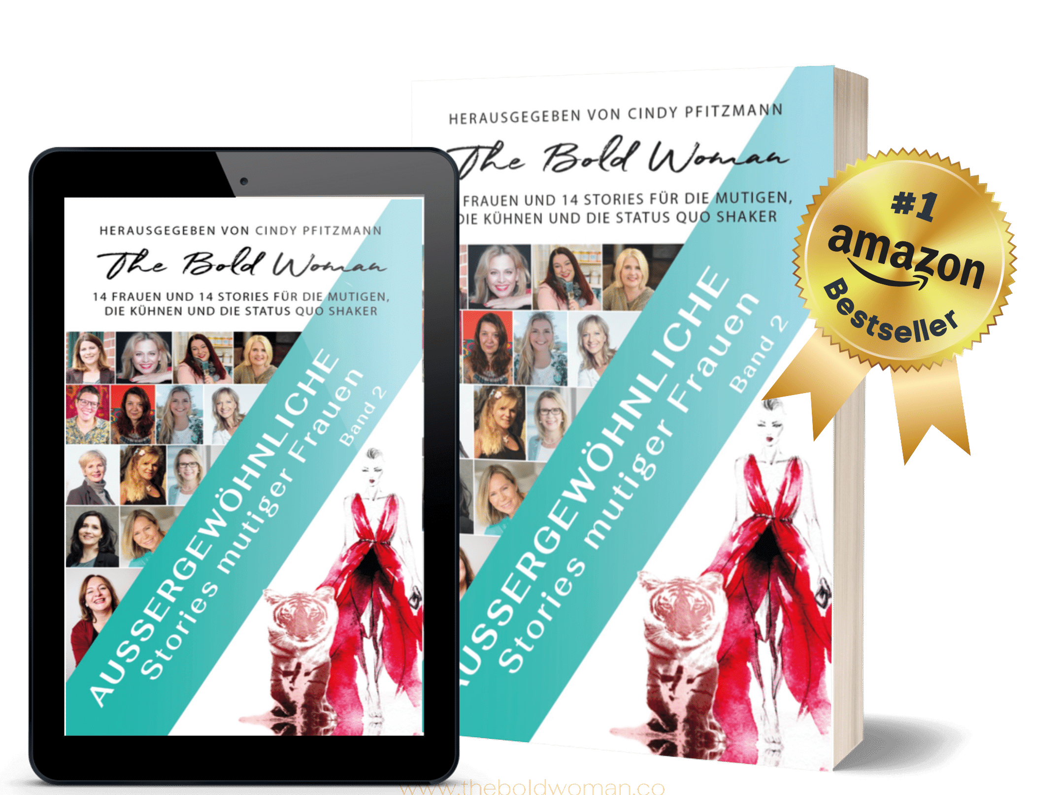 The Bold Woman Buch Band 2 Bestseller